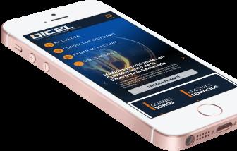 Mobile app image